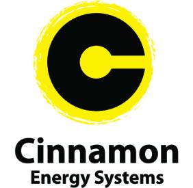 Cinnamon Energy Systems