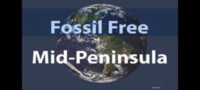 Fossil Free Mid Peninsula